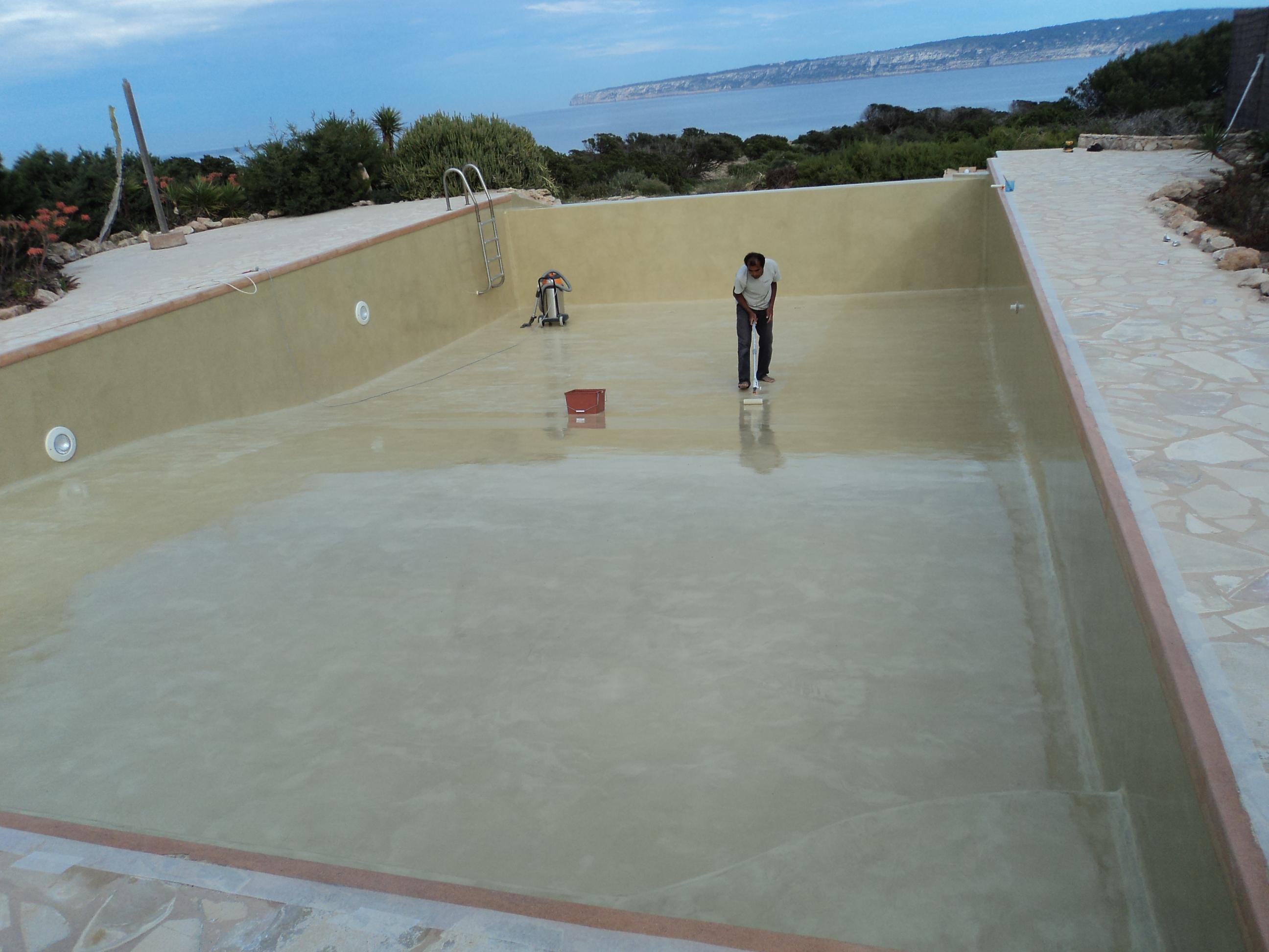 Picina - Microcemento para piscinas ...